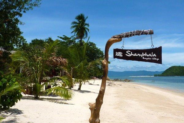 Shambala auf Koh Phangan