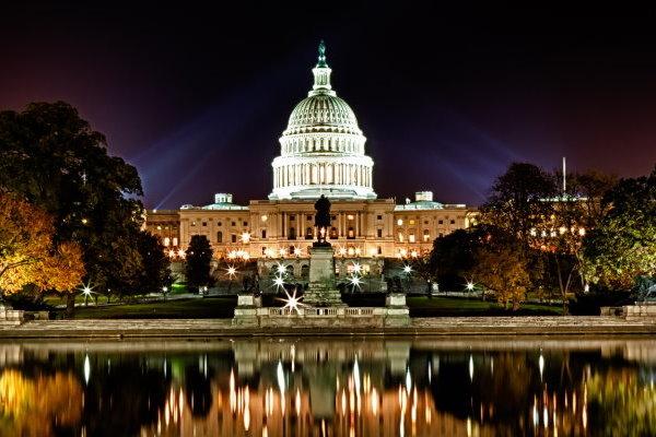 Ins Zentrum der Politik – Washington