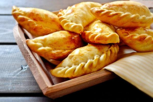 Empanadas aus Argentinien