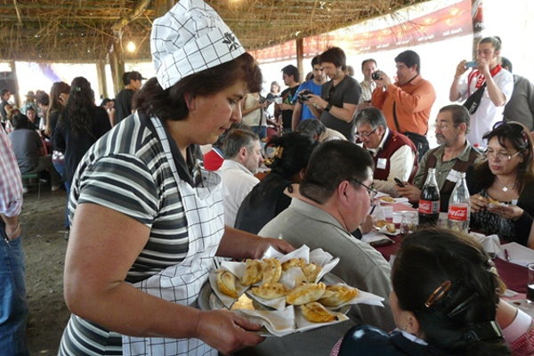 Das Nationale Empanada-Fest in Famailla