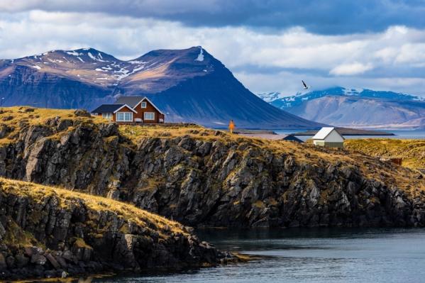 Traumhafte Natur auf Island