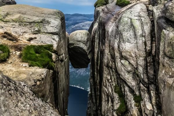 Urlaub in Norwegen machen