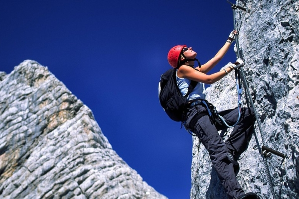 Tipps zu Klettersteigtouren