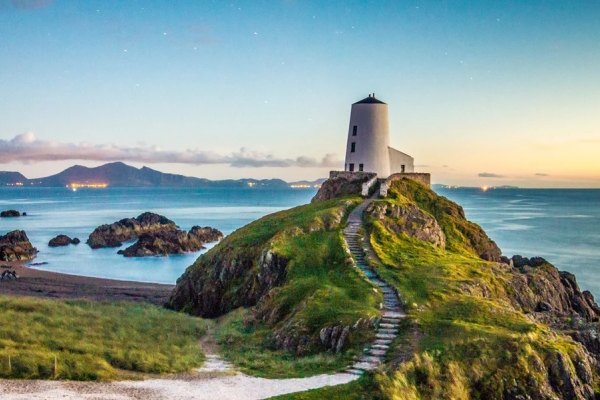 Urlaub in Wales machen
