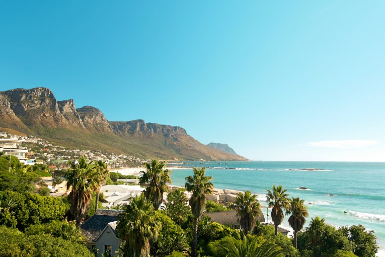 Reiseziel Südafrika