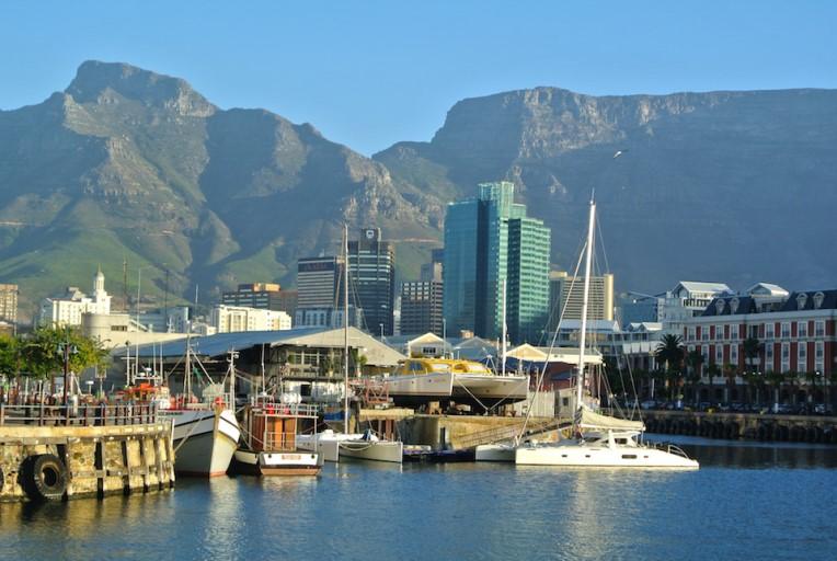 Städtetour Kapstadt
