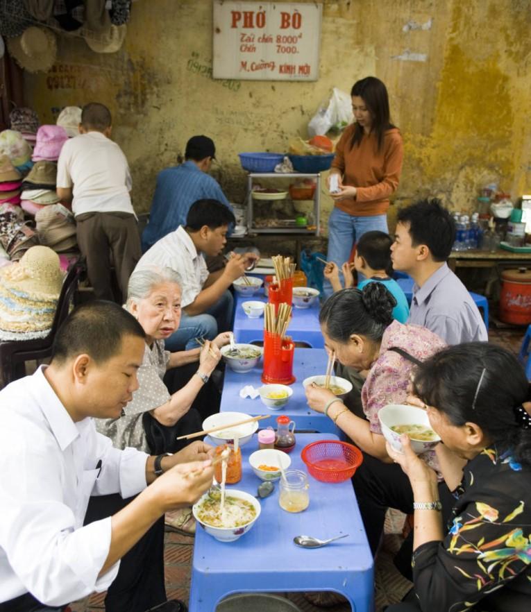 Lifestyle: So isst man in Vietnam