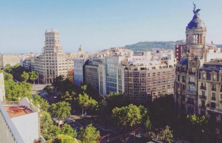 Esquerra de l'Eixample in Barcelona