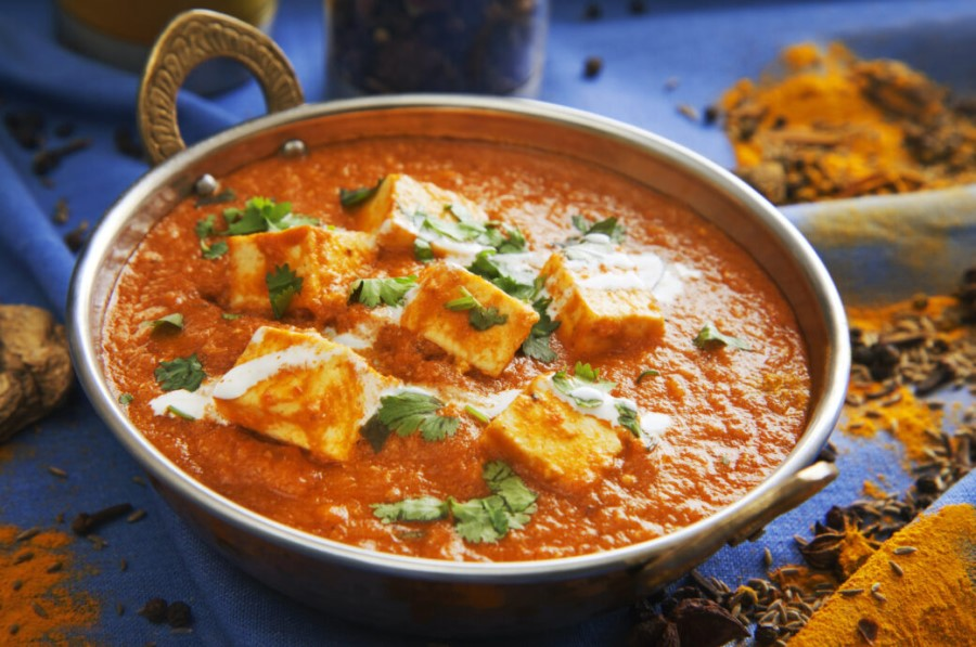 Shahi Paneer kochen