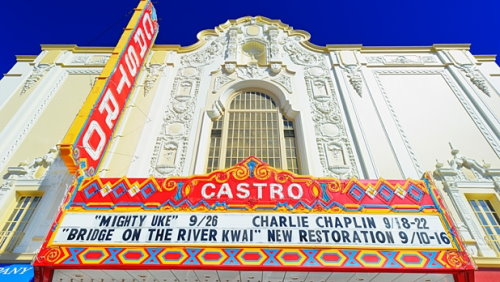 The Castro in San Francisco