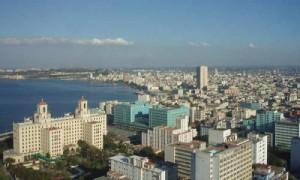Havanna aus der Luft