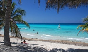 Traumhafter Strand in Varadero