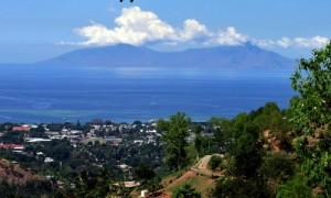 Dili, die Hauptstadt von Osttimor