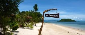 Das Shambala auf Koh Phangan