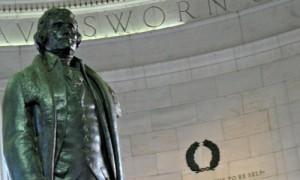 Das Thomas Jefferson Memorial