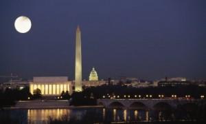 Washington bei Nacht